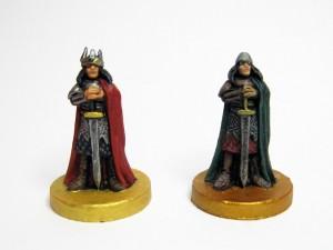 Aragorn und Streicher