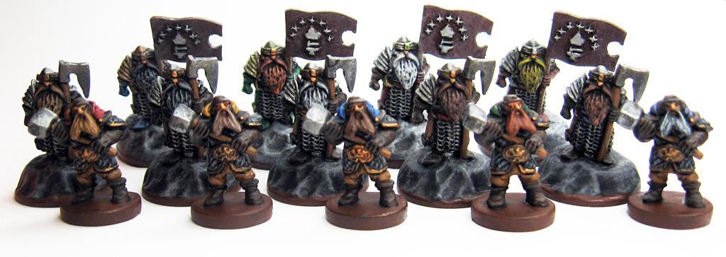 Armee der Zwerge