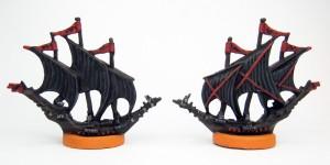 Schiff der Korsaren