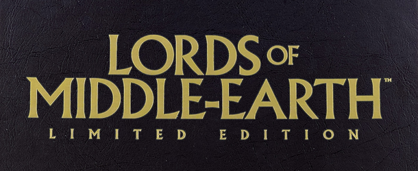 Lords of Middle-earth Banner