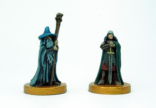 Gandalf der Graue und Streicher