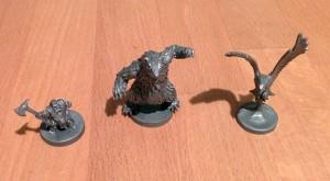 Thorin, Beorn und der Fürst der Adler