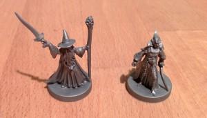 Gandalf und Thranduil