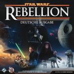 Das deutsche Titelbild für Star Wars Rebellion