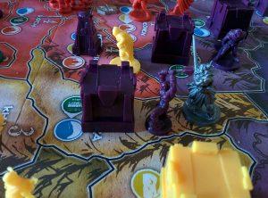 Conan der Söldner erobert Zamora für Hyperborea