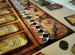 Conan überschreitet das Ende der Erfahrungsleiste und beendet damit das Spiel.