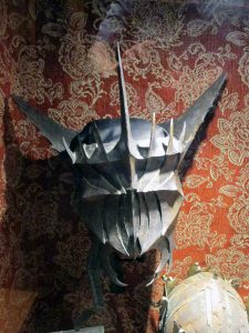 Helm Saurons Mund