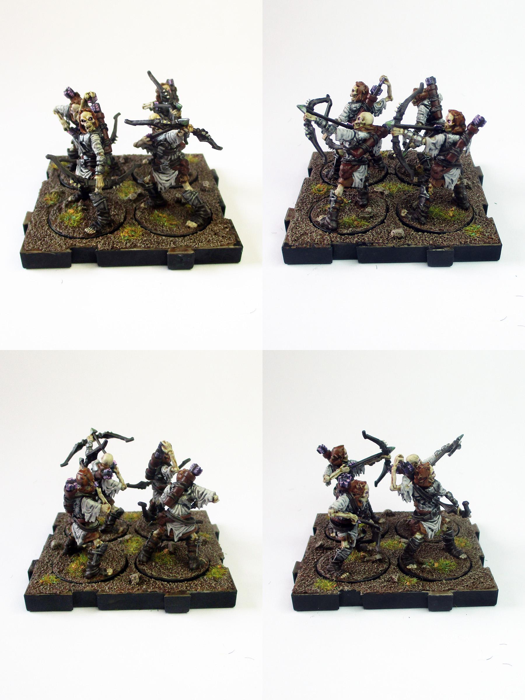 Wiederbelebte Bogenschützen