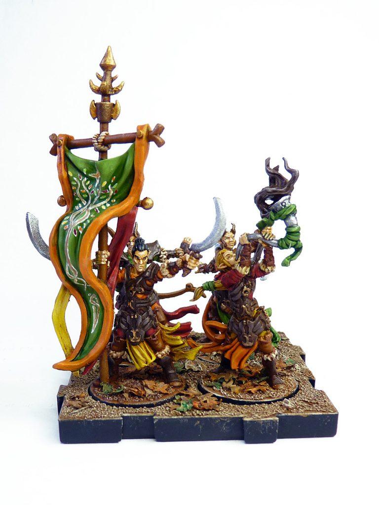 Die Kommando-Einheit der Latari-Elfen