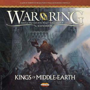 Kings of Middle-earth Cover