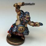 Bolg, General und einziger Anführer der Orks
