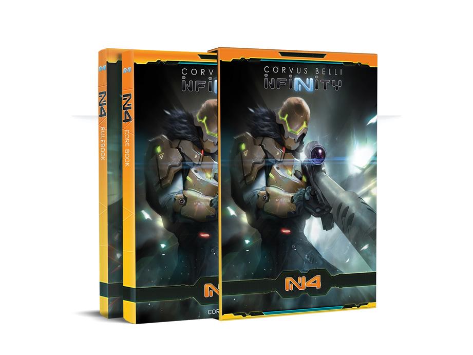 Infinity N4 Regelbuch